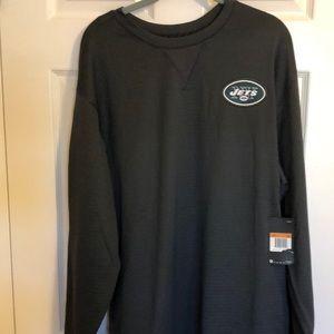 Brand new green official NFL Jets Sweatshirt